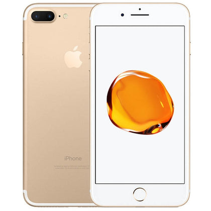 Original Used Apple iPhone 7 Plus 128GB-gold