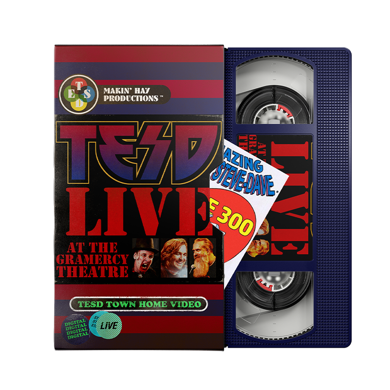 TESD Live at The Gramercy Theatre