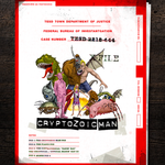 Cryptozoic Man Bonus Pods
