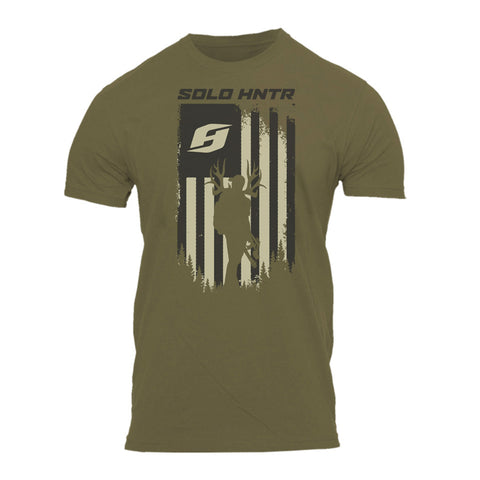 NATION - Army Tee