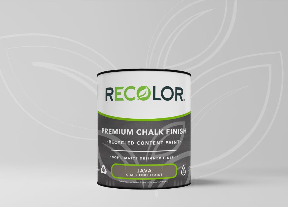Can of RECOLOR® Chalk Finish Paint