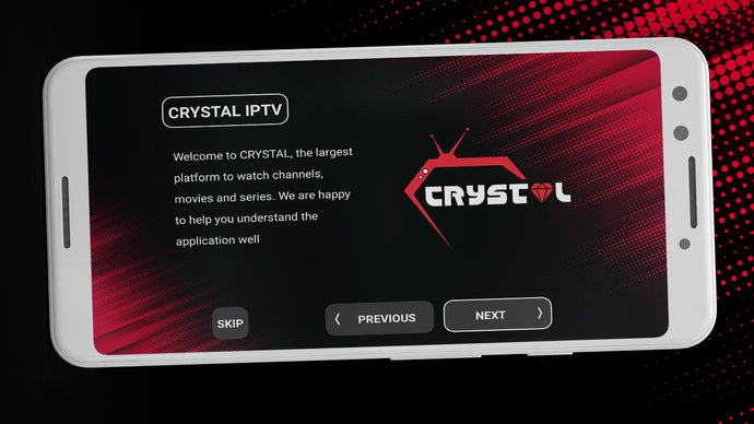 Crystal Premium Ott Iptv World Connect Media