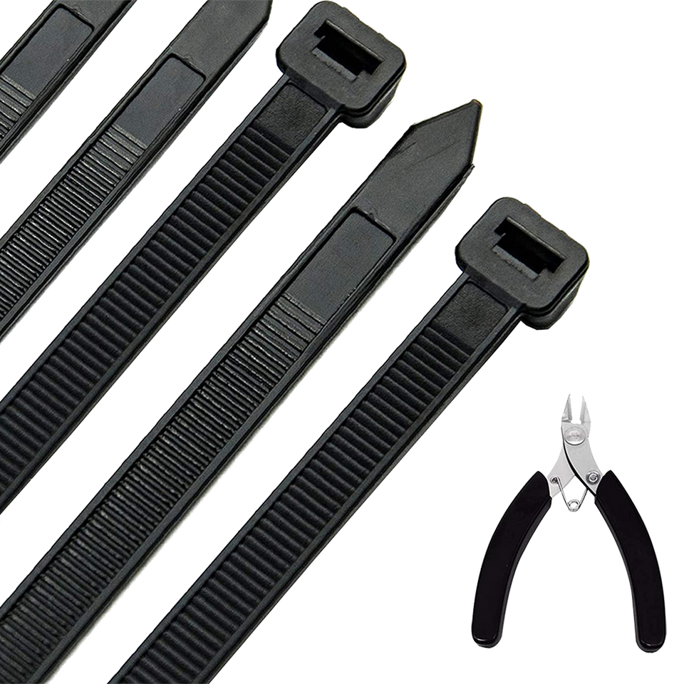 "18"" Cable Zip Ties"
