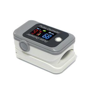BM1000C LCD Display Fingertip Pulse Oximeter with Bluetooth