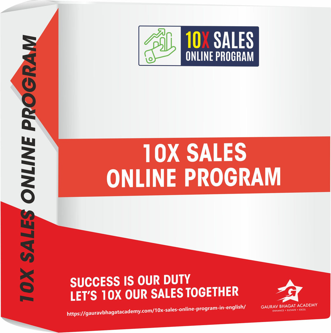 Best Online Sales Training