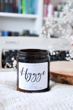 Load image into Gallery viewer, Hygge Premium Wood Wick Candle