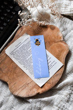 Load image into Gallery viewer, Bee Colorful Bookmark Bundle Laminated Bookmark