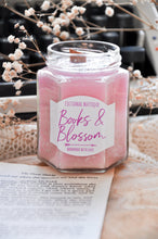 Load image into Gallery viewer, Books & Blossom Candle Contest
