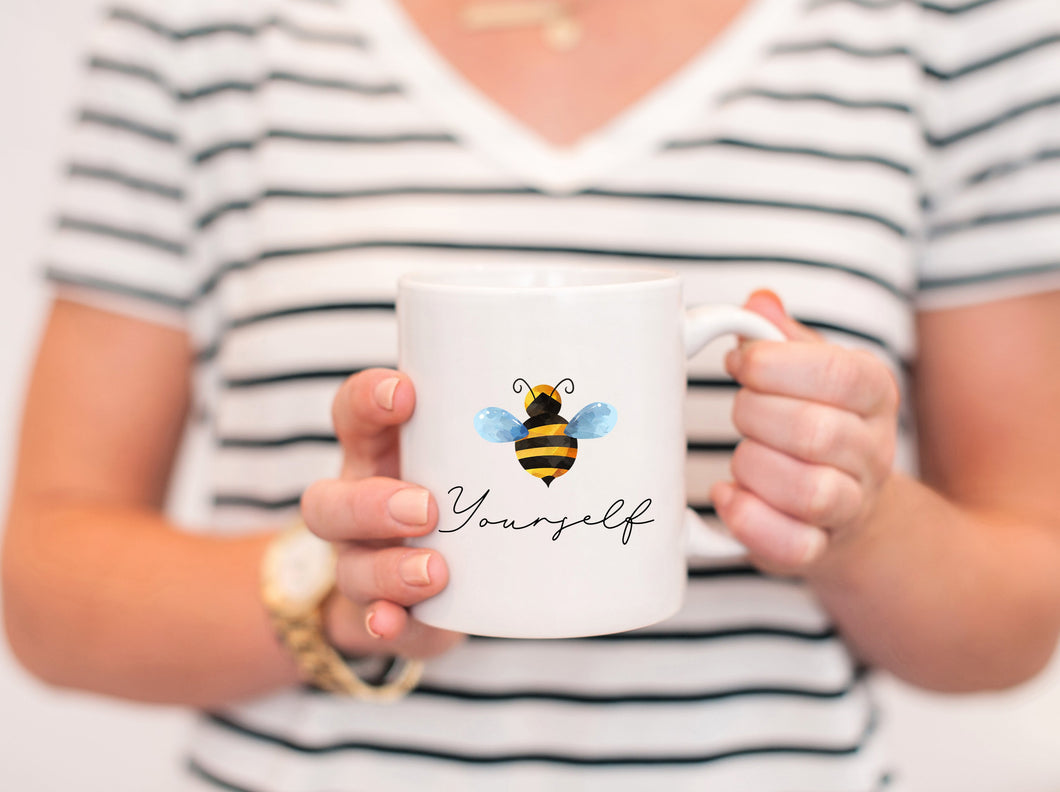 Bee Yourself Mug