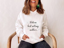 Load image into Gallery viewer, Future Best Selling Author Shirt, Sweater Or Hoodie