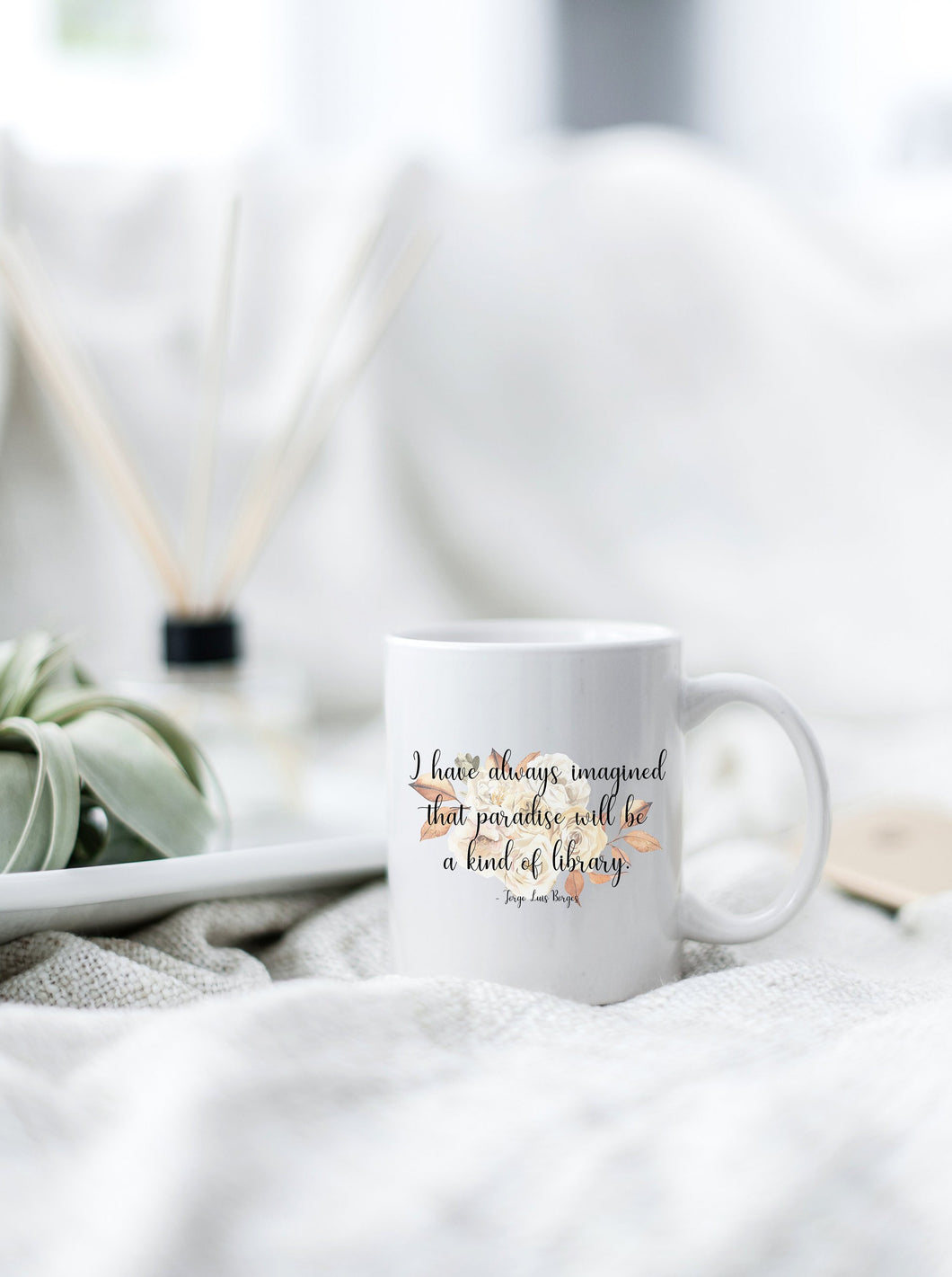 Bookish Quote Mug