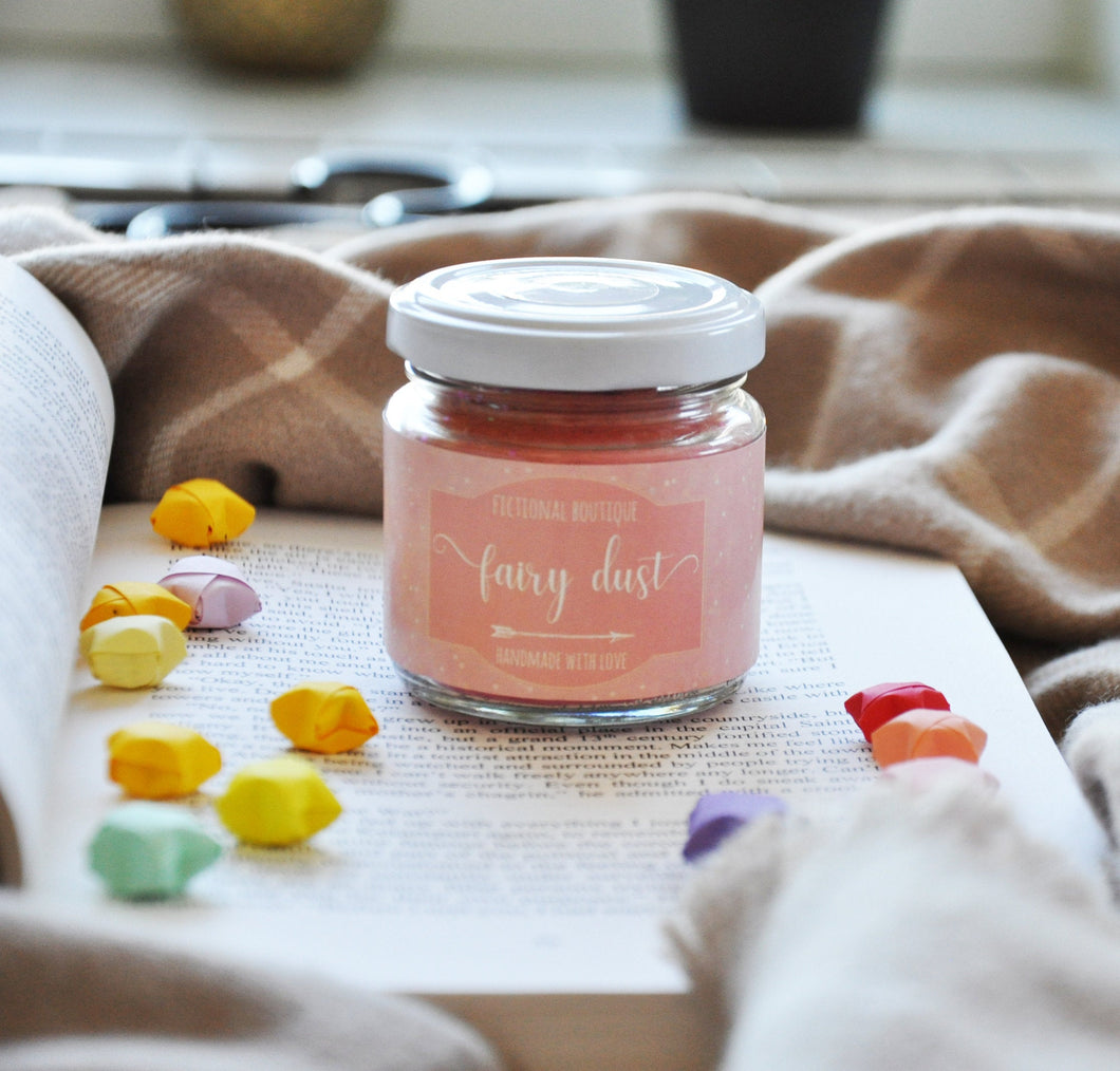 Fairy Dust Scented Candle