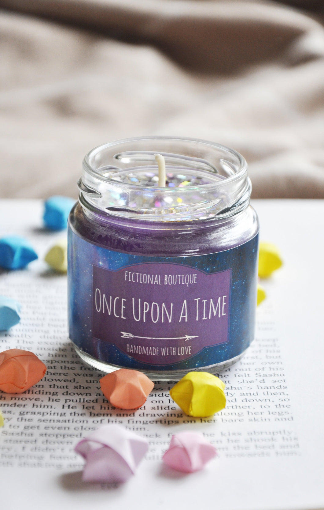 Once Upon A Time Candle