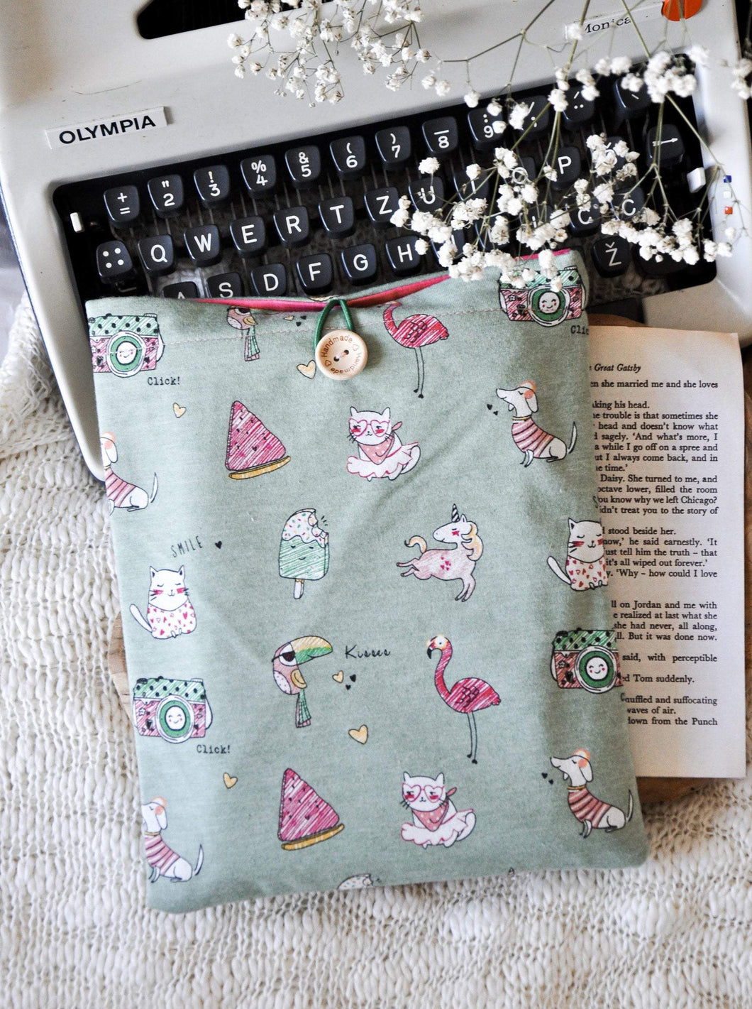 Book Sleeve - L SIZE