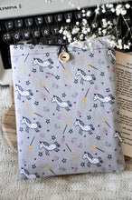 Load image into Gallery viewer, Unicorn Book Sleeve - M SIZE