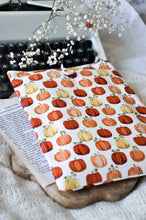 Load image into Gallery viewer, Pumpkin Book Sleeve - L SIZE