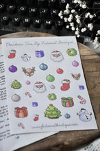 Load image into Gallery viewer, Christmas Sticker Sheet