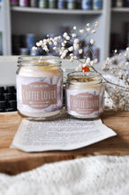 Load image into Gallery viewer, Coffee Lover Bookish Candle