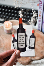 Load image into Gallery viewer, Wine Bottle Sticker