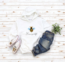 Load image into Gallery viewer, Bee Yourself Bookish Shirt, Sweater Or Hoodie