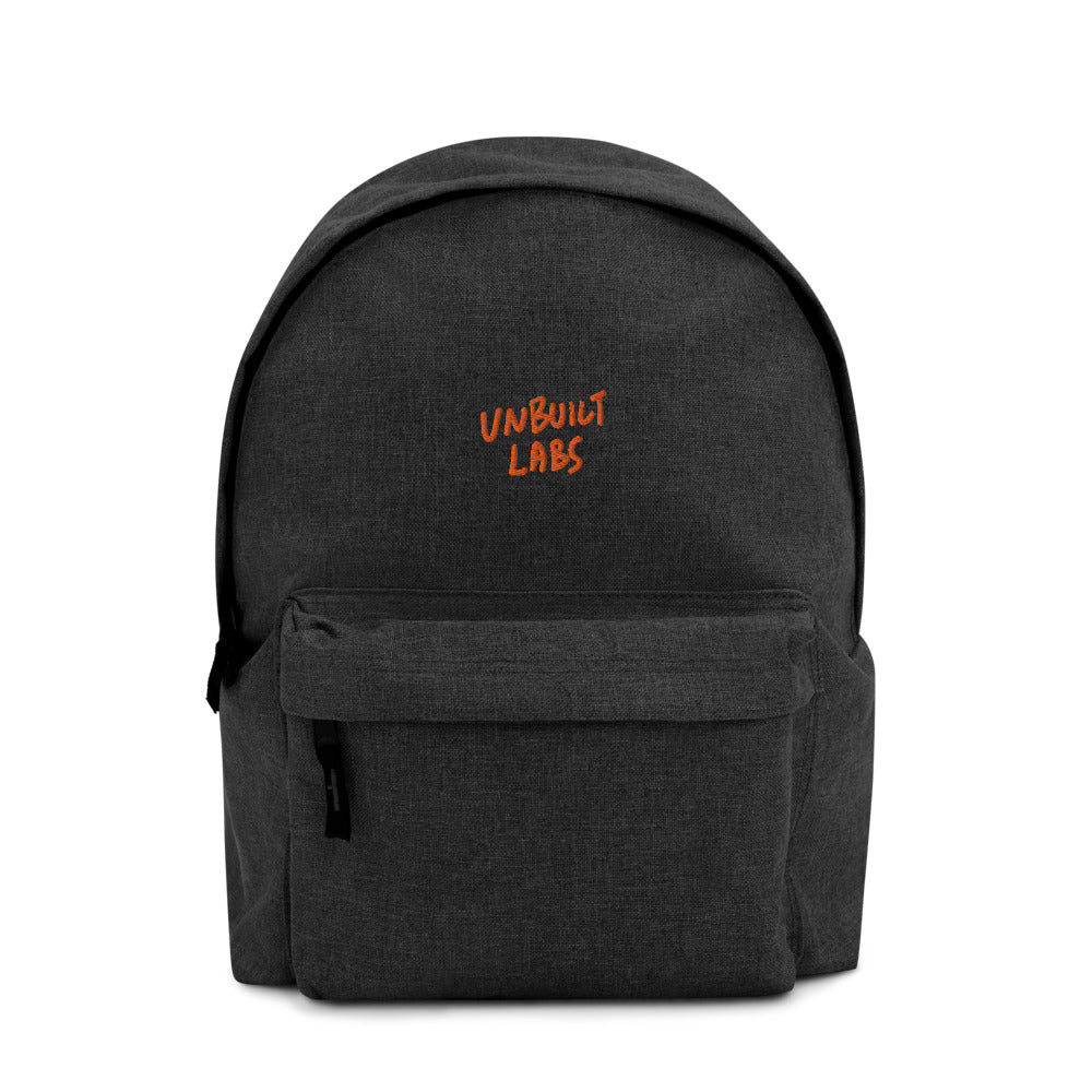 YOTO Backpack with Embroidered Logo