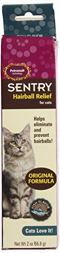 St.Jon Pet Care (Virbac) CSJ11201 Petromalt Fish for Cats, 2-Ounce