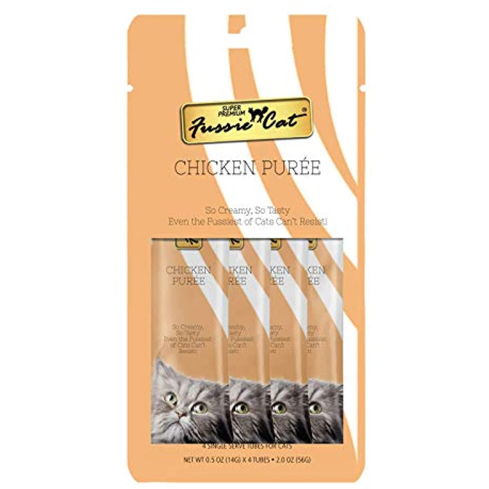 Fussie Cat Chicken Puree