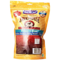 Smokehouse 100-Percent Natural Prime Chips Dog Treats