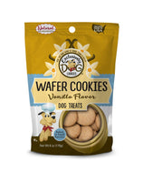Exclusively Dog Pet Wafer Cookies-Vanilla Flavor, 6-Ounce Package, Model Number: 5000