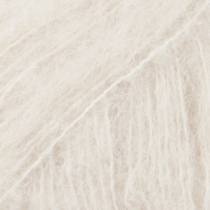 Brushed Alpaca Silk 1 Natur