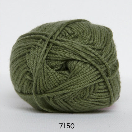 Cotton nr 8 - 7150 Armygrøn