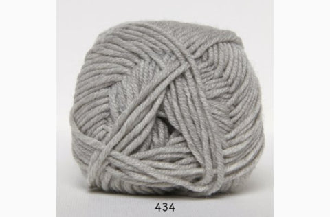 Merino Cotton 434 Lys grå