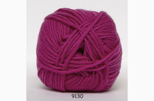 Merino Cotton 9130 Cerise
