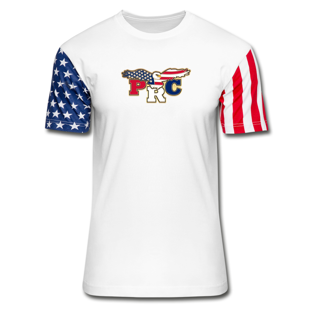 PRC Stars & Stripes T-Shirt - white