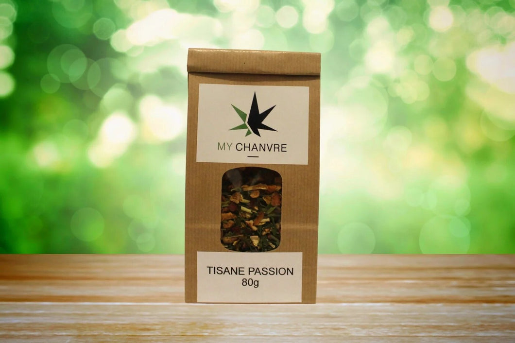 Tisane passion - My-Chanvre86