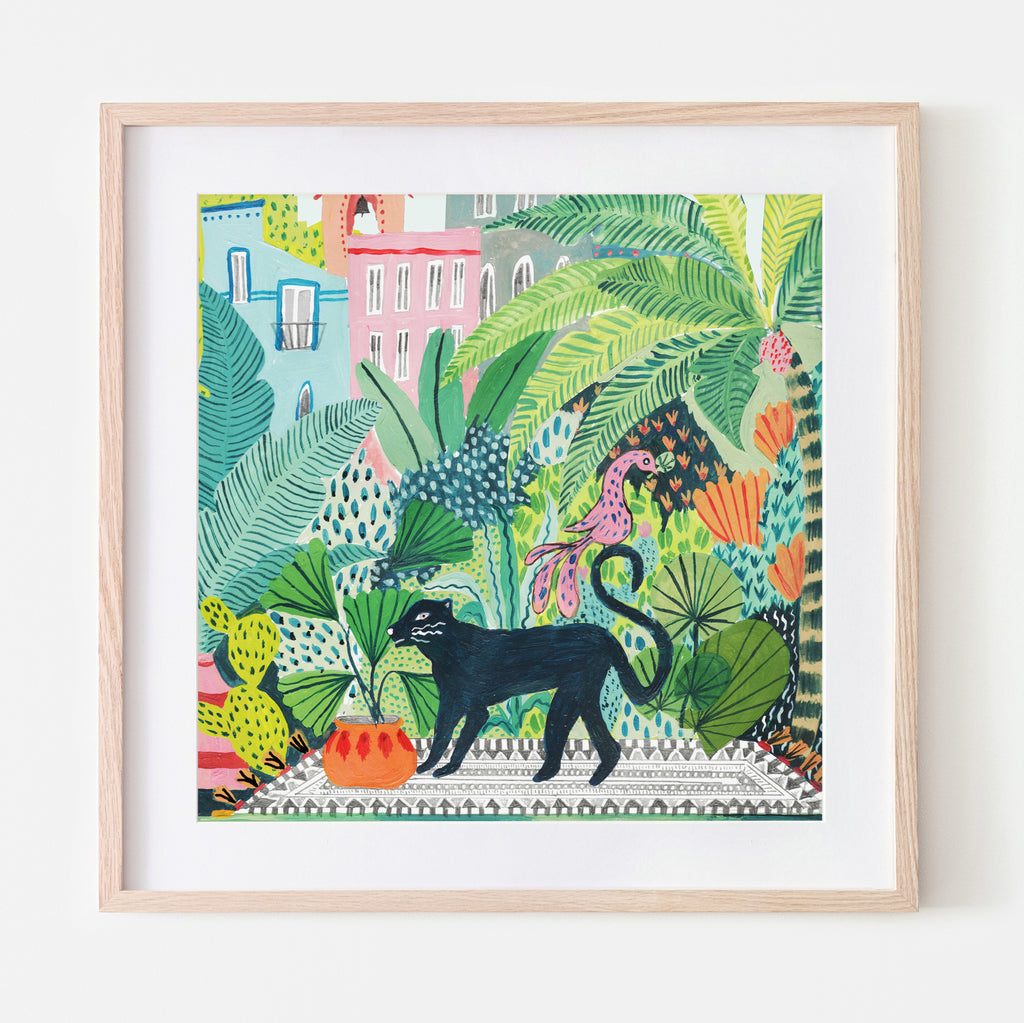 Jungle Panther - Amber Davenport