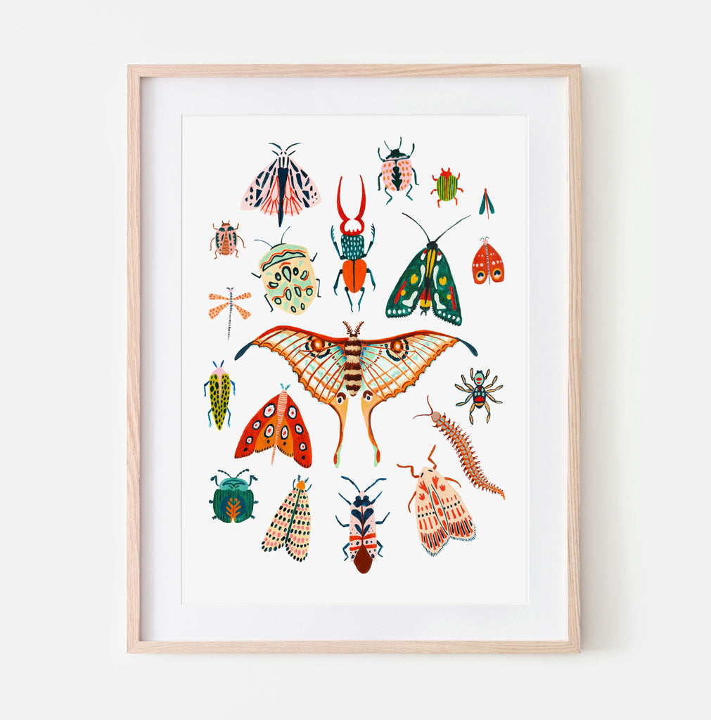 Bugs Collection - Amber Davenport
