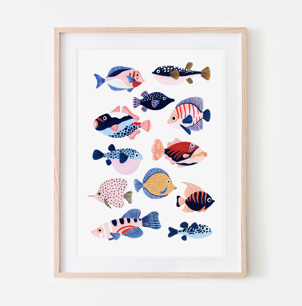 Tropical Fish - Amber Davenport