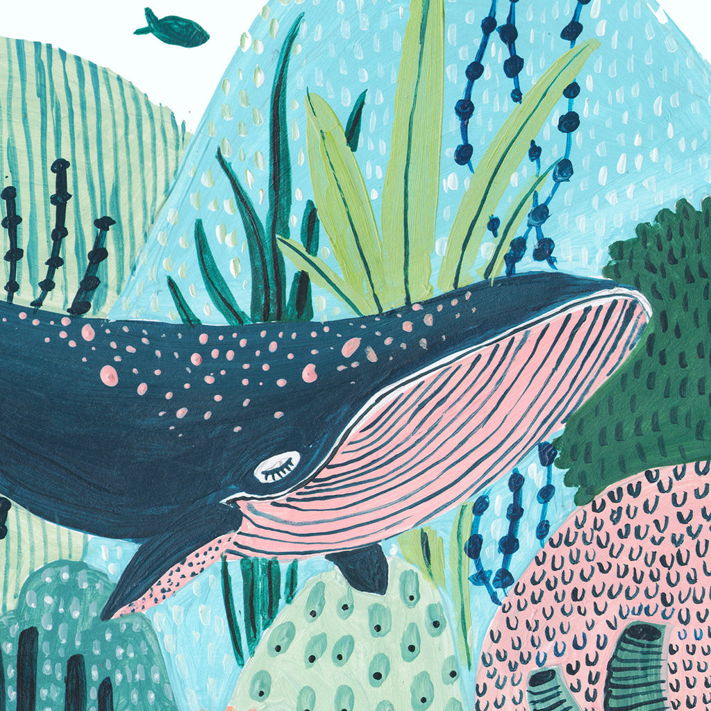 Blue Whale - Amber Davenport