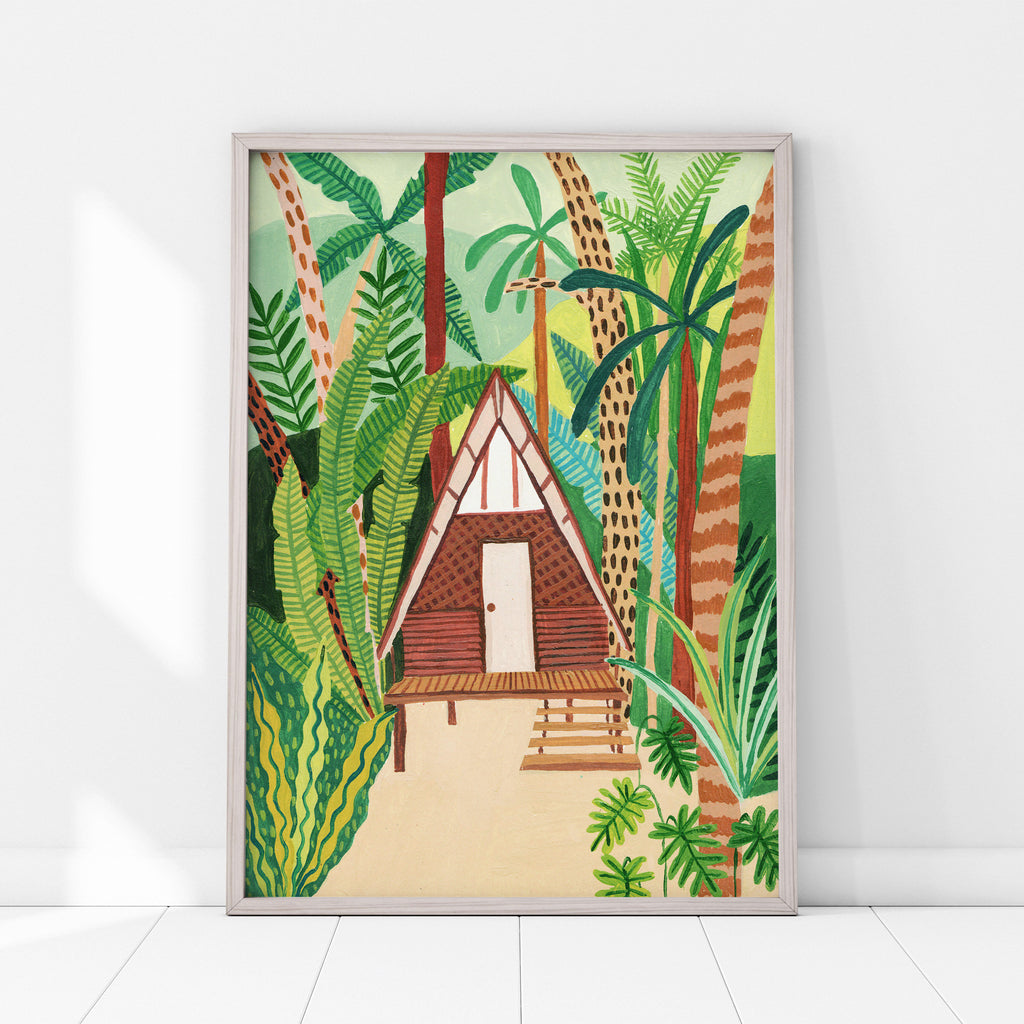 Jungle Home - Amber Davenport