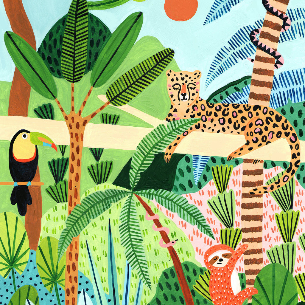 Jungle Pals - Amber Davenport