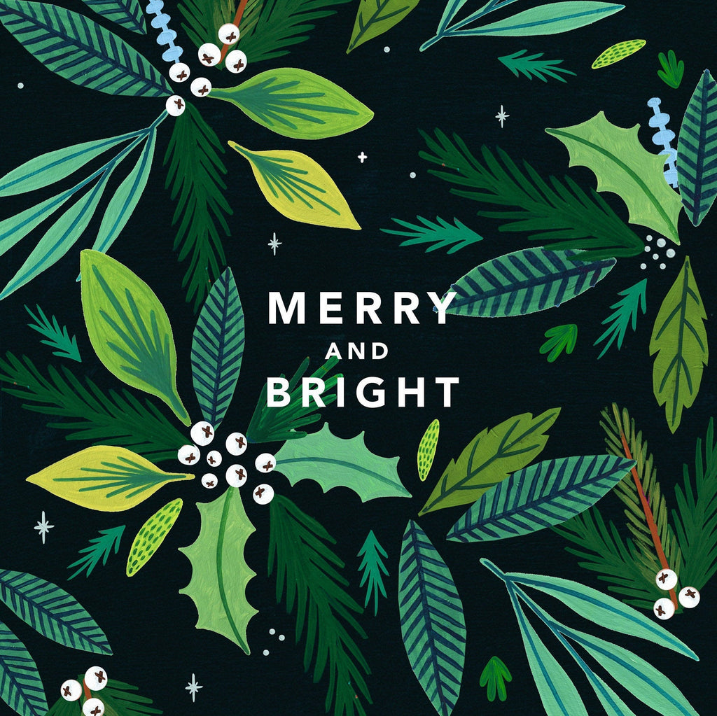 Merry and Bright - Amber Davenport