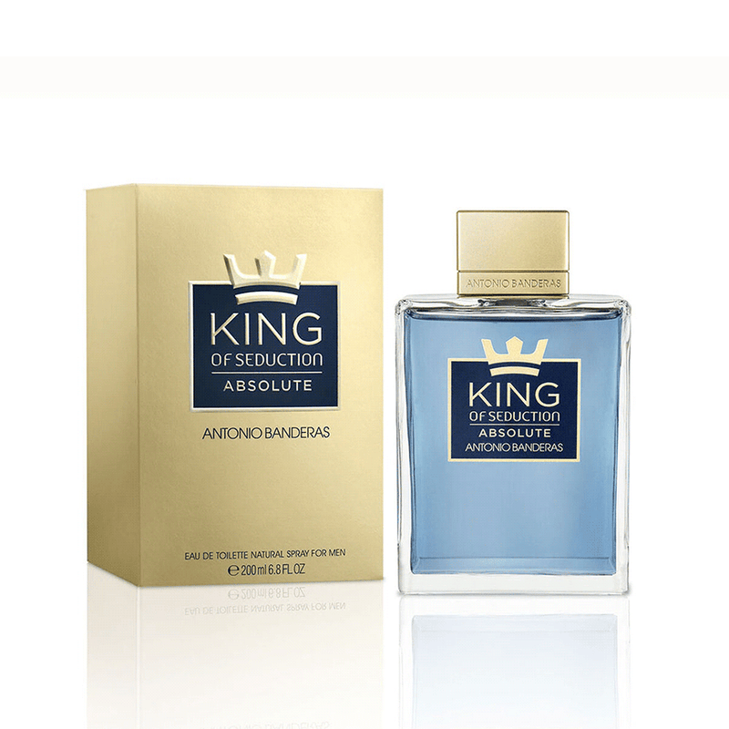 King Of Seduction Absolute 200ML EDT Hombre Antonio Banderas
