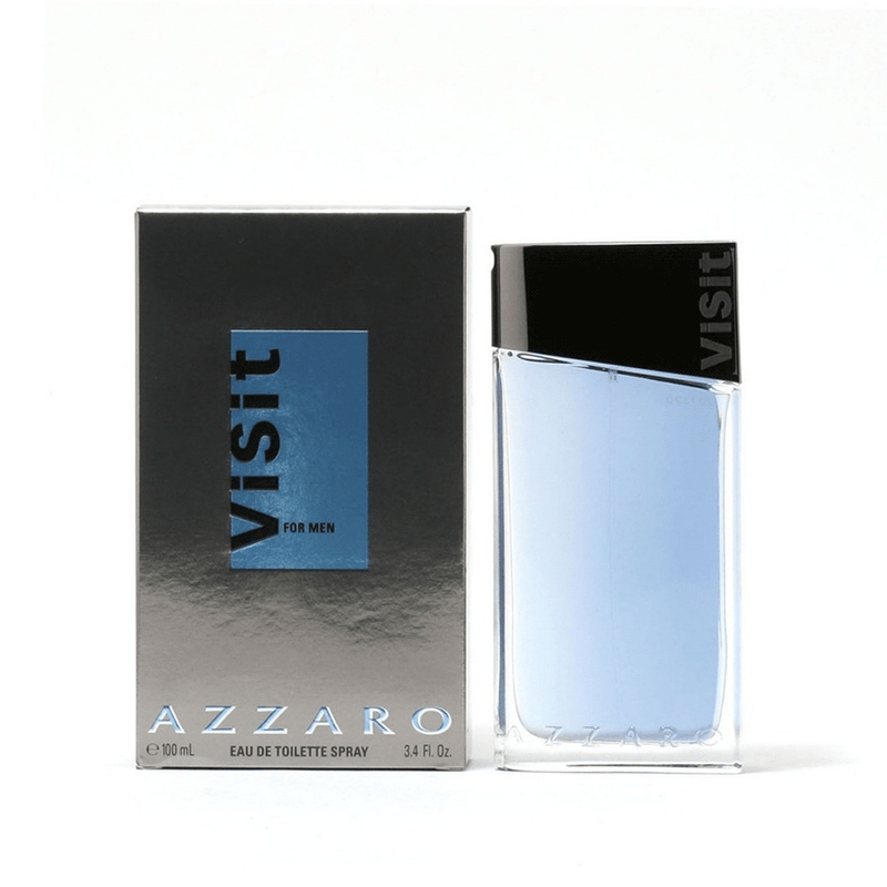 Azzaro Visit For Men EDT Hombre 100 Ml