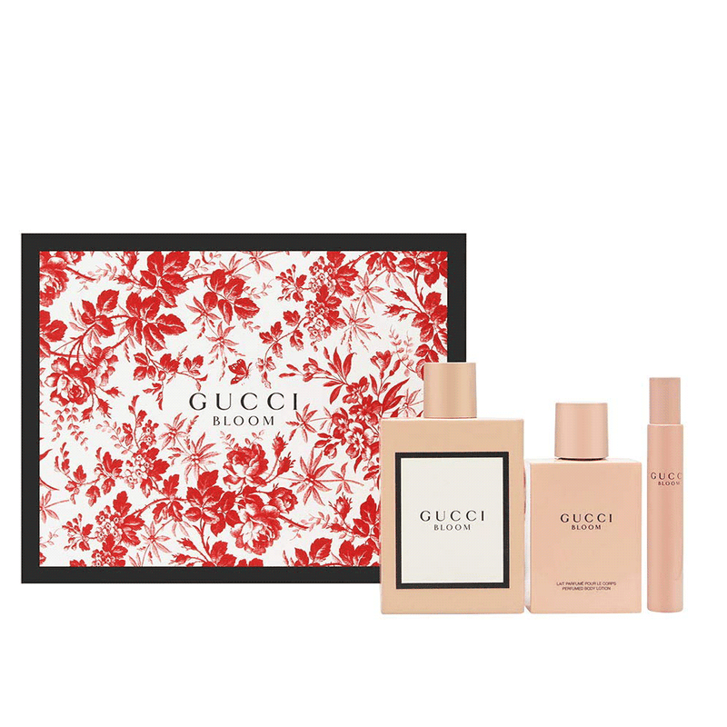Gucci Bloom Estuche EDP Mujer 100ML +BL 100+mini7.4 ML