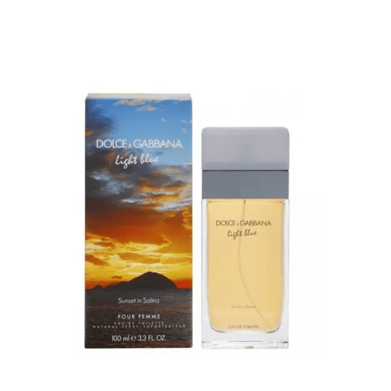 Light Blue Sunset in Salina 100ML EDT Mujer Dolce & Gabbana