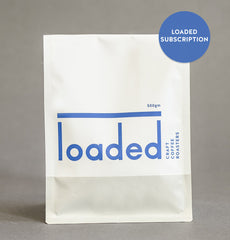 Loaded Subscription (price includes delivery)