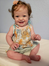 Load image into Gallery viewer, Baby Two-Piece Cotton Summer Outfit