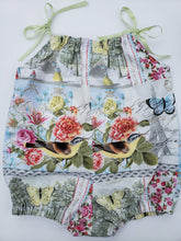 Load image into Gallery viewer, Baby Cotton Summer Romper