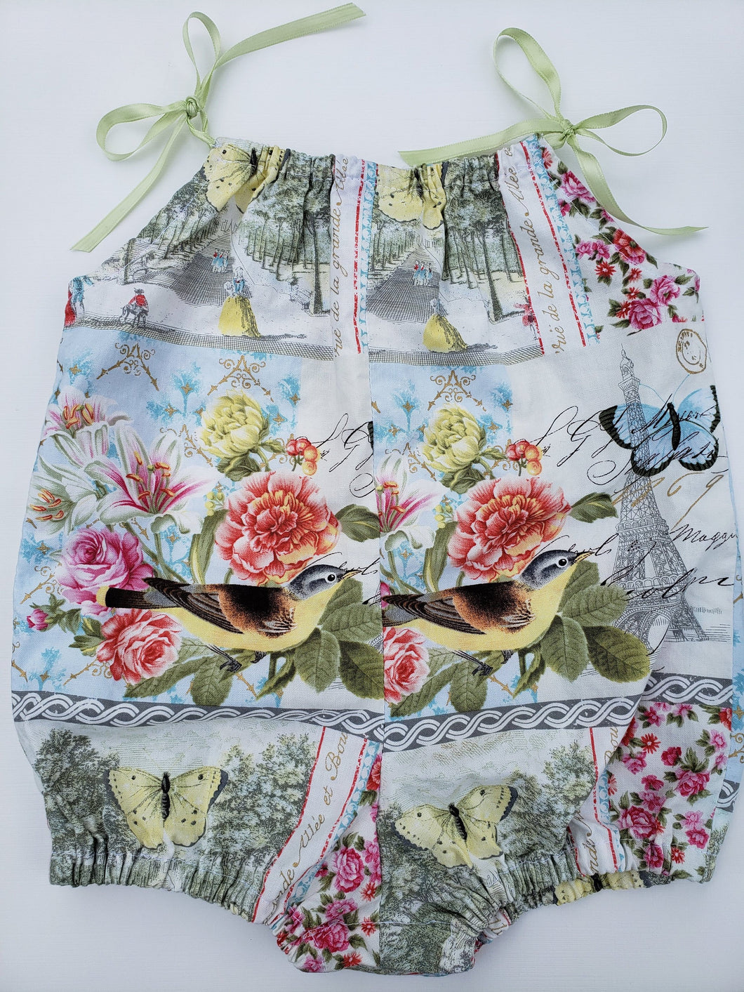Baby Cotton Summer Romper